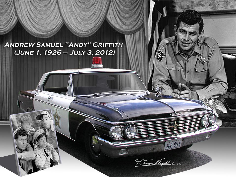 Police Cars For Sale >> A Tribute to Andy Griffith and the Andy Griffith TV show ...