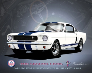 ITEM 66-SMS 1966 Shelby Mustang GT350