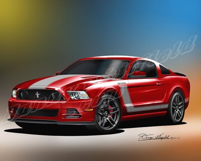 2013 Mustang GT
