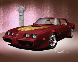 ITEM 1-U-1 1981 TRANS AM (Camine)