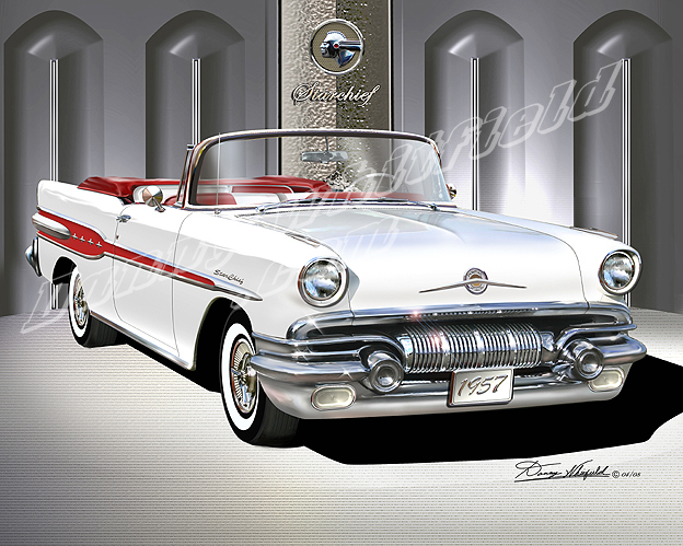ITEM 5-E-1 1957 PONTIAC STAR CHIEF BUY IT AT AT: DANNYWHITFIELD.COM