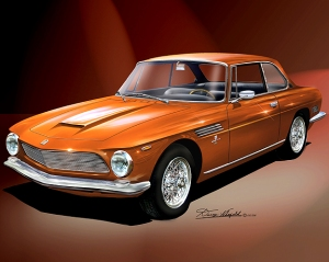 1964 ISO-RIVOLTA ART BY DANNY WHITFIELD