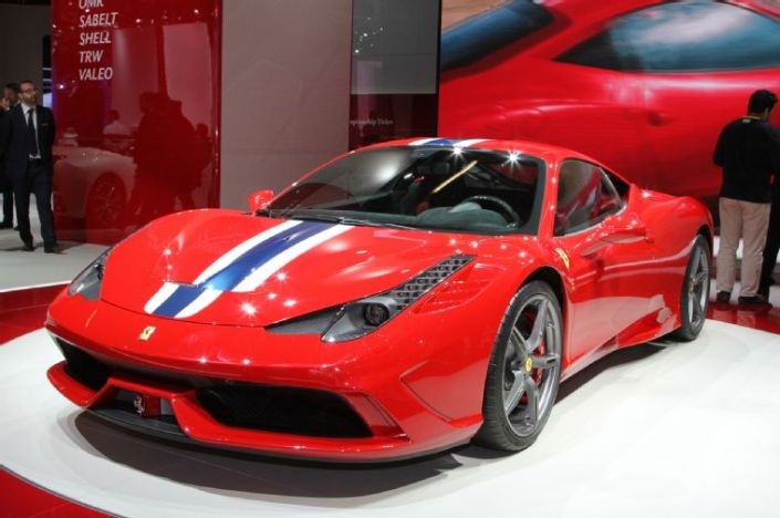 Ferrari-458-Speciale-front-three-quarter