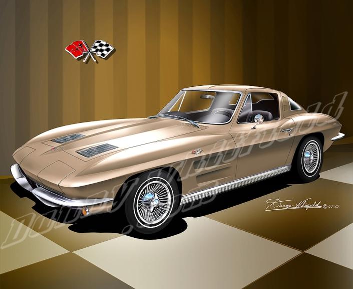 1963 - 1965 CORVETTE