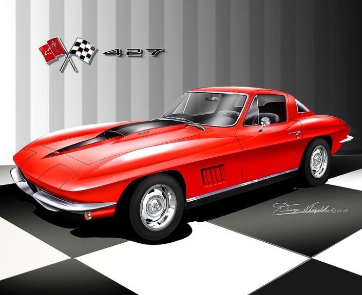 1963 - 1967 CORVETTE
