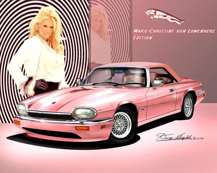 1994 Jaguar XJS - Marie-Christine von Löwenherz Edition