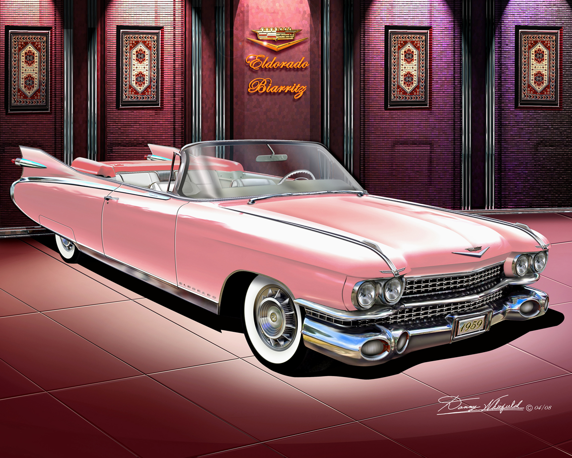 Pink Cadillac Song Lyrics Bruce Springsteen Song