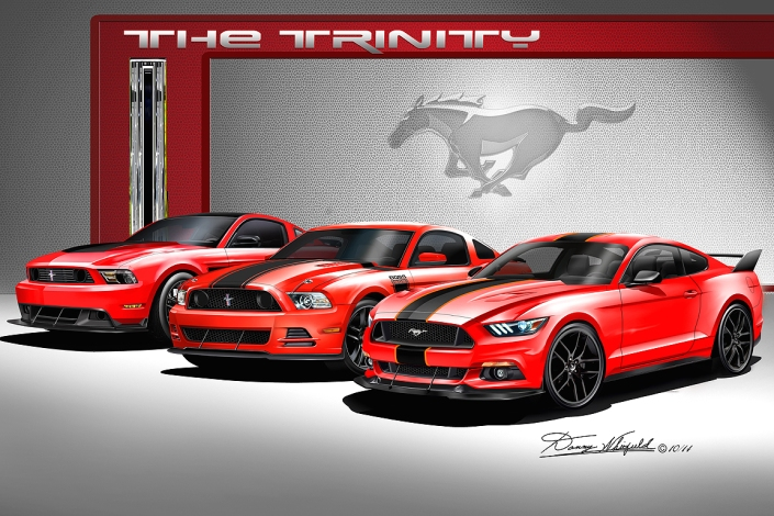 Black Friday Special 2012 2015 Mustang Boss 302 And Gt Premium
