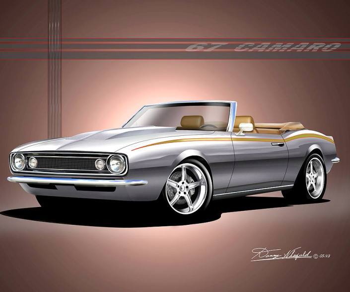 Professional concept design renderings by Danny Whitfield Car body design  Concept renderings  Customizing styling & design, Customize your car by transforming it into you own personal machine!