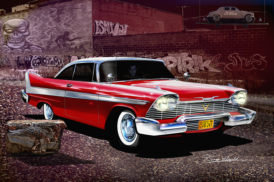 Ford Muscle Car Posters